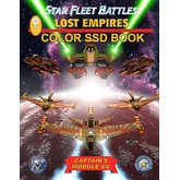 Star Fleet Battles: Module C6 - Lost Empires SSD Book (Color)