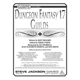 GURPS Dungeon Fantasy 17: Guilds