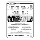 GURPS Dungeon Fantasy 18: Power Items