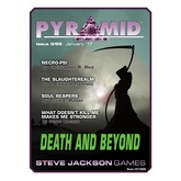 Pyramid #3/99: Death and Beyond
