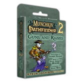 Munchkin Pathfinder 2 - Guns and Razzes
