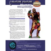 Creature Feature: Mummy Templates