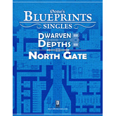 0one's Blueprints: Dwarven Depths - North Gate