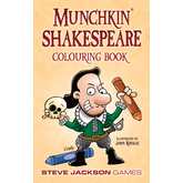 Munchkin Shakespeare Coloring Book