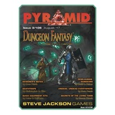 Pyramid #3/106: Dungeon Fantasy Roleplaying Game II