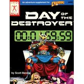 Day Of The Destroyer (4th Edition)