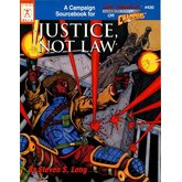 Justice, Not Law (4th Edition)