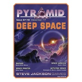 Pyramid #3/110: Deep Space