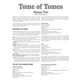 Tome of Tomes: Volume Two