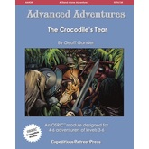 Advanced Adventures #34: The Crocodile's Tear