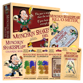 Shakespeare Day 2018 Munchkin Shakespeare Bundle