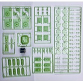 Ogre Miniatures Set 1 - Glow-in-the-Dark Paneuro Units