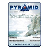 Pyramid #3/116: Locations