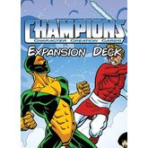 Champions Character Creation Cards Expansion Pack (6th Edition)