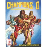 Champions II The Super Supplement Revised (2nd Edition)