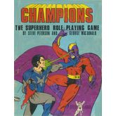 Champions: The Super Hero Role Playing Game (2nd Edition)