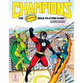 Champions: The Super Hero Role Playing Game (3rd Edition)
