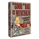 The Good, the Bad, and the Munchkin Complete Edition