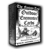 Fantasy Trip Outdoor Encounter Cards