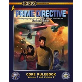 GURPS Prime Directive 4e Revised Volume 1 and Volume 2