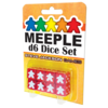 Meeple-d6-red