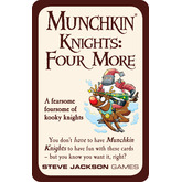 Munchkin Knights: Four More