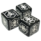 Robot d6 Dice Set