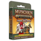 Munchkin Warhammer Age of Sigmar: Chaos and Order