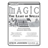 GURPS Magic: The Least of Spells