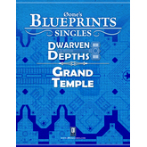 0one's Blueprints: Dwarven Depths - Grand Temple