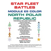 Star Fleet Battles: Module E5 – North Polar Republic (Color)