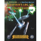 Captain's Log #49 Color SSDs