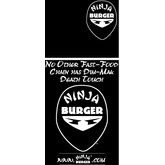 Ninja Burger: Dim-Mak Death Touch - T-Shirt