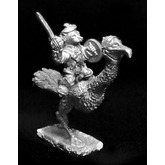 Off the Wall Armies: Highlander Badger Light Cavalry Officer