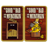 The Good, the Bad, and the Munchkin Blank Cards