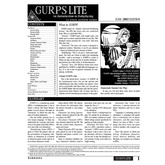 GURPS Lite (Third Edition)