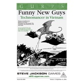 GURPS Classic: Technomancer: Funny New Guys