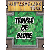 Fantasyscape Tiles: Temple of Slime