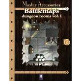 Battlemaps: Dungeon Rooms Vol. I