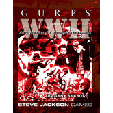 GURPS WWII Core Rulebook
