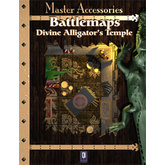 Battlemaps: Divine Alligator's Temple