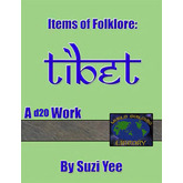 World Building Library – Items of Folklore: Tibet