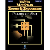 Rooms & Encounters: Pillars of Salt