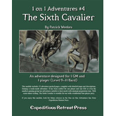 1 on 1 Adventures: Sixth Cavalier