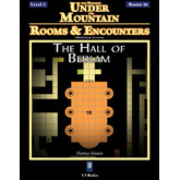 Rooms & Encounters: The Hall of Bedlam
