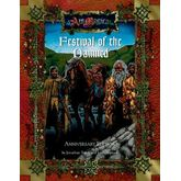 Ars Magica: Festival of the Damned Anniversary Edition - Two Scenarios for Ars Magica
