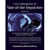 1 on 1 Adventures #5: Vale of the Sepulcher