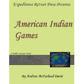 World Building Library: American Indian Games