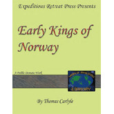 World Building Library: Early Kings of Norway