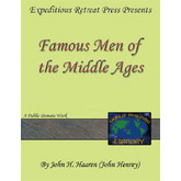 World Building Library: Famous Men of the Middle Ages